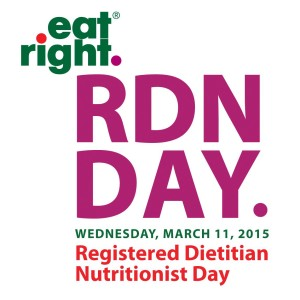 Registered Dietitian Nutritionist Day- Why I LOVE what I do