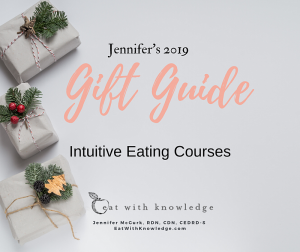 Jennifer McGurk, RD - Intuitive Eating Courses