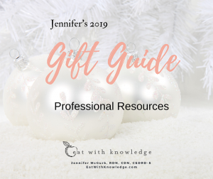 Jennifer McGurk, RD - Professional Resources