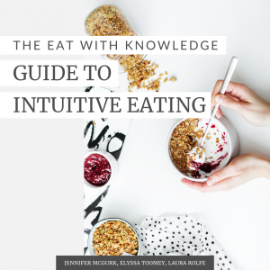 intuitive eating guide