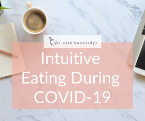 intuitive eating during covid-19