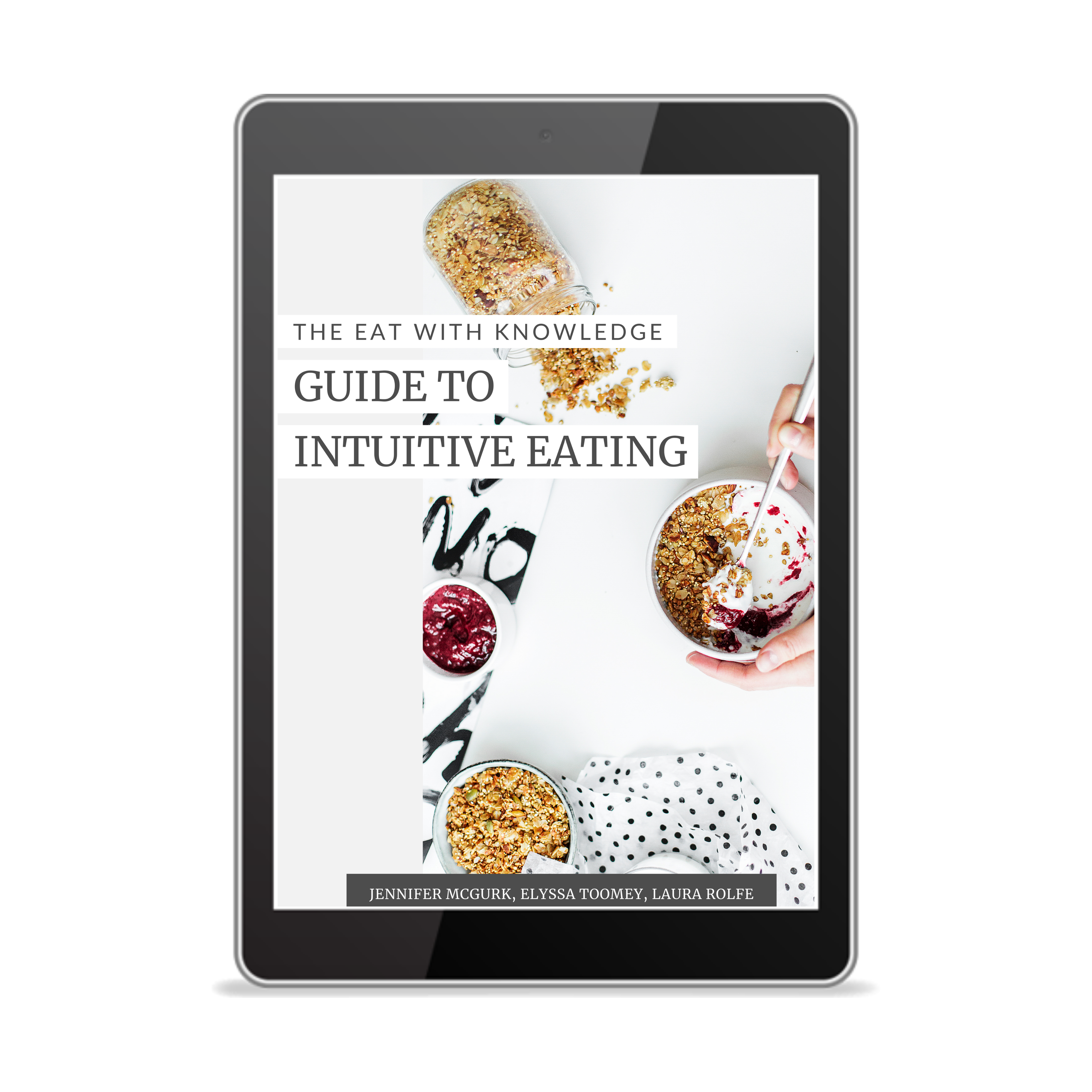 guide to intuitive eating