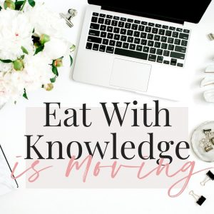 eat with knowledge