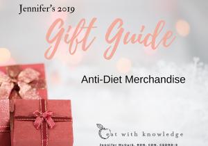 Jennifer McGurk, RD - Anti-Diet Merchandise