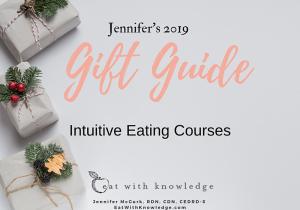 Jennifer McGurk, RD - Intuitive Eating Courses